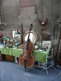 Lucca Antiques Market