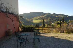 Tredozio Italy view
