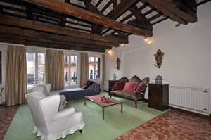 Fuseri apartment in Venice