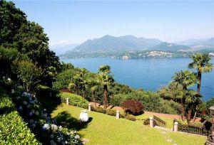 Lake Maggiore view