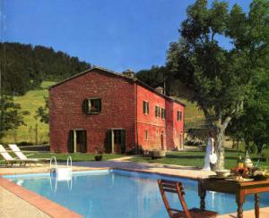 Casa Eleonora above Tredozio