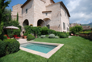 Lunario in Spello Umbria Italy