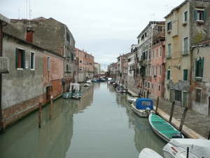 Cannaregio neighborhood Venice