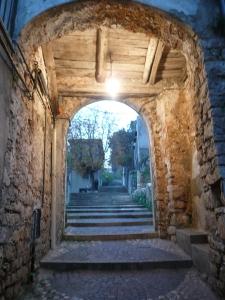 Lenola Italy archway