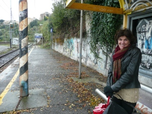 Castel Gandolfo train station