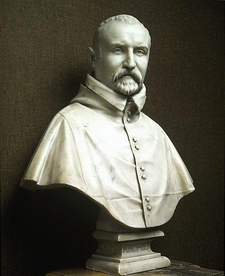Carlo Antonio dal Pozzo by Bernini