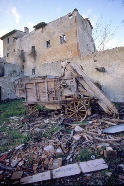 Sosta del Duca near San Gimignano
